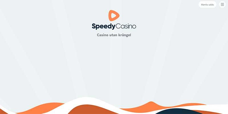 speedy casino lobby